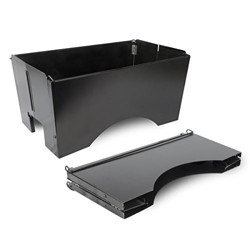 - Sterno 70266 Windguard Fold-Away Chalkboard Chafer, One Size, Matte Black