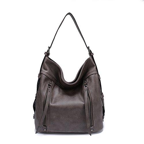 BIG Coffee 957 Work Purses Shoulder Classic SALE Meeting Women Vintage Winter Hobo Wine Fall Bags Crossbody Handbags Leather Shop Bags For RwHRrq