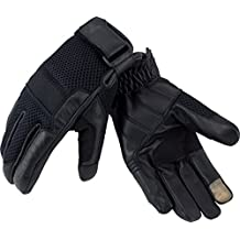 Pilot Motosport Slate Mesh/Leather Motorcycle Glove