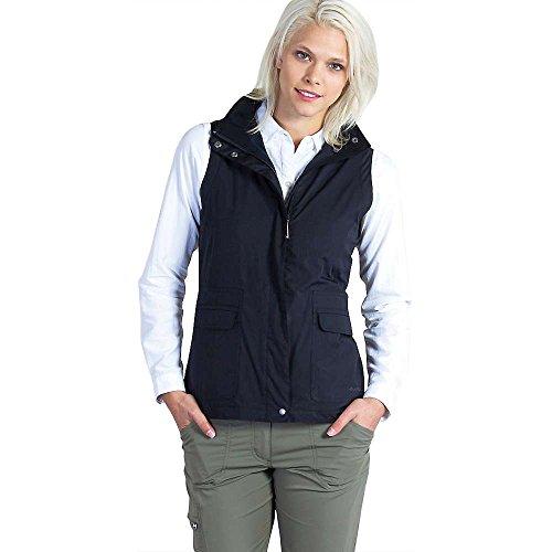 スチール卒業伝染性エクスオフィシオ レディース ジャケット?ブルゾン ExOfficio Women's FlyQ Vest [並行輸入品]