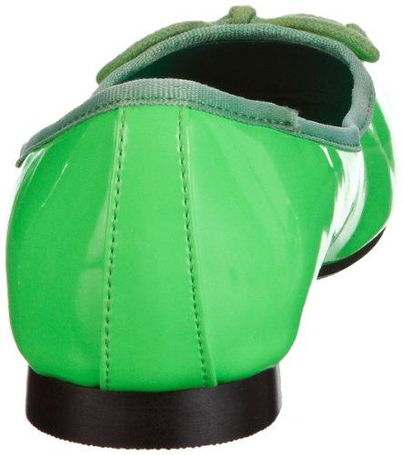 de Verde Green Siargao mujer Zapatos Zap vestir para EAS1326 Grün zqFwtppx0