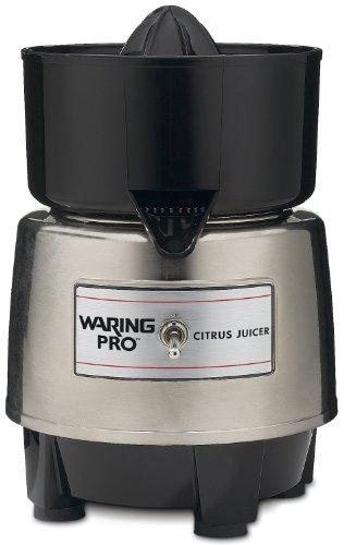 Waring PCJ218 Citrus Juicer, Stainless Steel by Waring (Image #3)