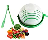 5 in 1 Salad Cutter Bowl | 60 Second Salad | Easy