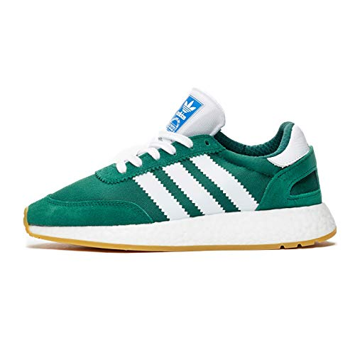 adidas Originals I-5923 Women's Shoes Core Green/White/Gum cg6022 (8.5 B(M) US)