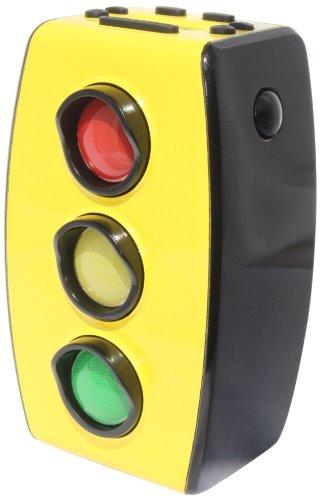 Stoplight Golight Timer, Yellow/Black