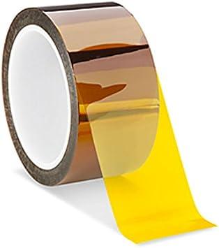 High Temperature Heat Resistant Kapton Tape 40mm x 100ft 3D Printers BGA