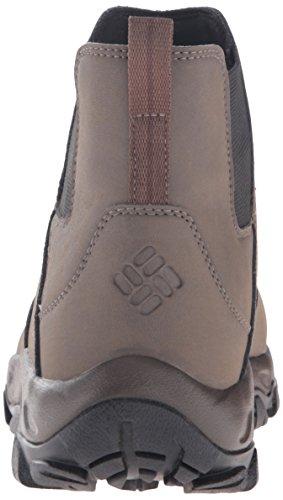 Columbia - Newton RidgeTM Plus Slip Waterproof da uomo Mud, Bright Copper