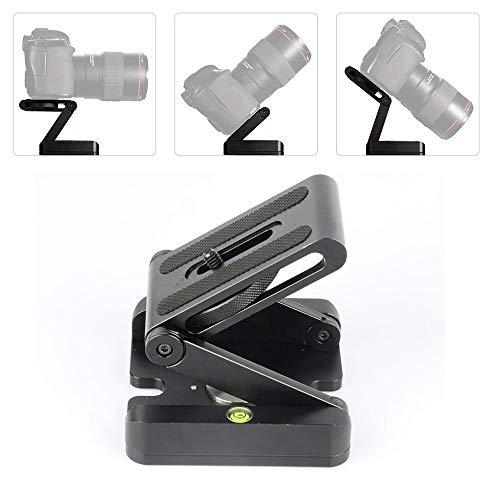 SLR Camera Z Type Tripod Heads Solution Photography Studio Action Camera Tripod Shooter Z Pan Tilt Flex Head Spare Parts