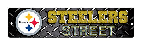 NFL Pittsburgh Steelers High-Res Plastic Street