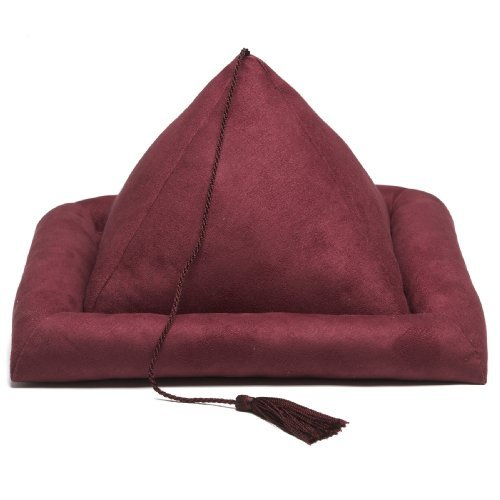 Hog Wild Peeramid Bookrest, Burgundy