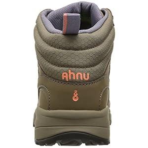 Ahnu Women's Alamere Mid Hiking Boot, Muir Woods, 8 M US