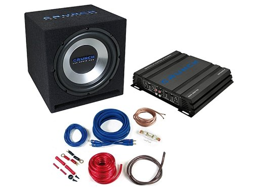 Crunch Car-HiFi-Set CBP500