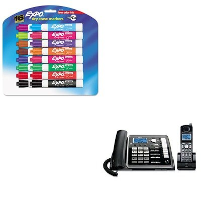 KITRCA25255RE2SAN81045 - Value Kit - RCA ViSYS 25255RE2 T...