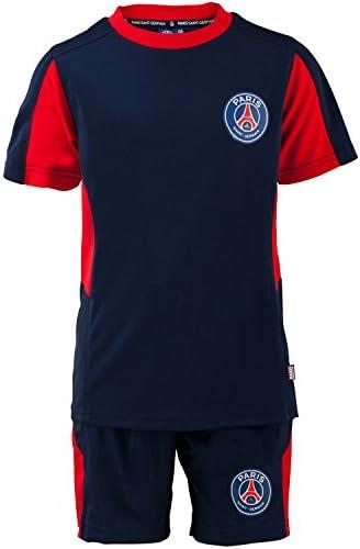 Paris Saint Germain - Camiseta y pantalón corto para niño (4 años): Amazon.es: Ropa y accesorios