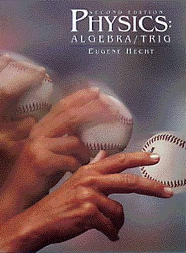 Physics: Algebra/Trig