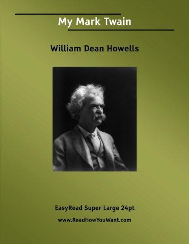 Download My Mark Twain pdf