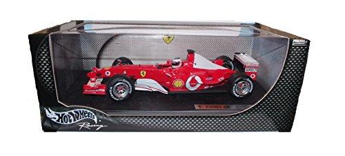 Mattel HOT Wheels Ferrari F2003-GA Rubens BARRICHELLO F1