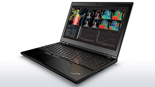 Lenovo ThinkPad P50 Mobile Workstation Laptop - Windows 10 Pro - Intel i7-6700HQ, 16GB RAM, 512GB SSD, 15.6