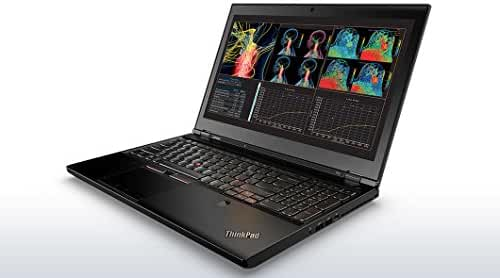 Lenovo ThinkPad P50 Mobile Workstation Laptop - Windows 10 Pro - Intel Xeon E3-1505M, 64GB RAM, 4TB SSD, 15.6