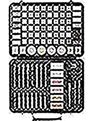 Ulta Beauty Makeup Set Gorgeous On The Go 96 Piece Collection  Silver