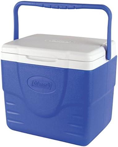 9 Quart Blue Coleman Excursion Portable Cooler
