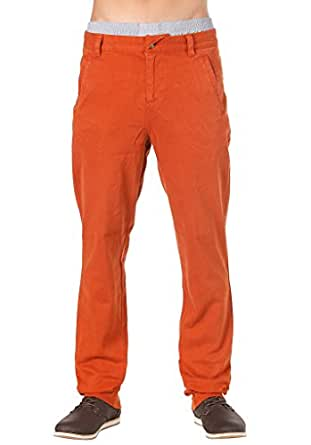 Lifetime Collective The Bum Darts Pants in Red,36,Red