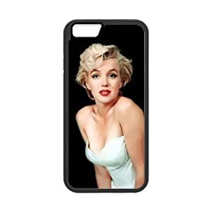 C-EUR Cell phone Protection Cover 3D Case Marilyn Monroe For iphone 4/4s