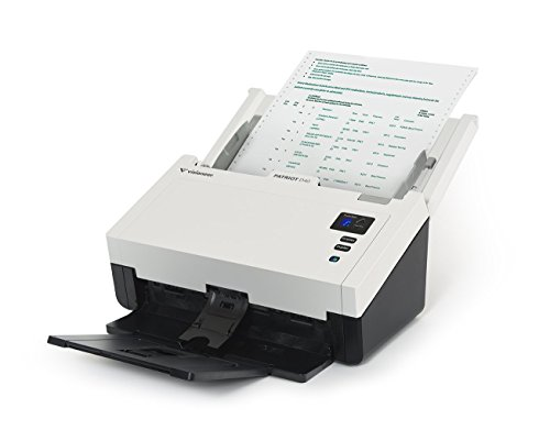Patriot PD40-U Sheetfed Scanner - 600 dpi Optical