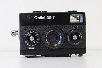 Rollei 35t entfernungsmesser 35 mm film kamera: amazon.de: kamera