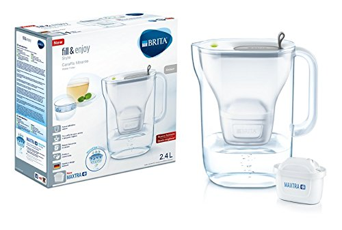 Brita Style Lime Maxtra+ waterfilter grijs