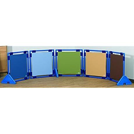 Cozy Woodland Square Play Panel Set Of 5