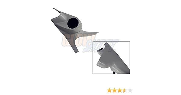 GlowShift Triple Gauge 52mm Pillar Pod for 1999-2007 Ford Super Duty F-250 F-350