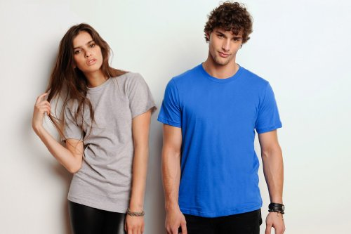 Modisches T-Shirt 'The Perfect Tee', Farbe:Deep Teal;Größe:S S,Deep Teal