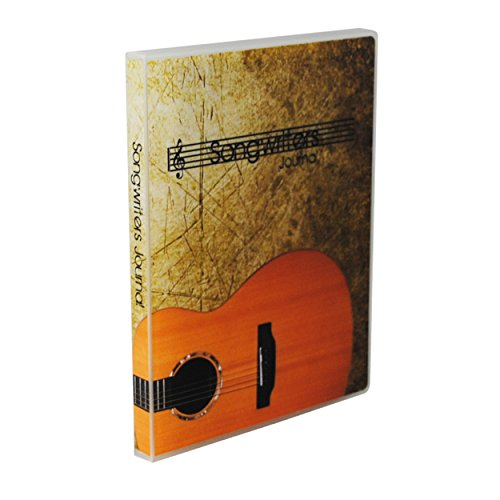 (Songwriting Journal - Staff Paper - Acoustic Guitar Case Design)