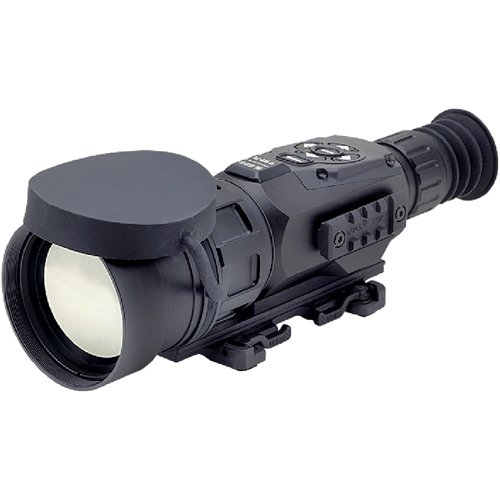 ATN ThOR HD 640 Smart Thermal Riflescope w/ High Res Video, WiFi, GPS, Image Stabilization, Range Finder, Ballistic Calculator and IOS and Android Apps