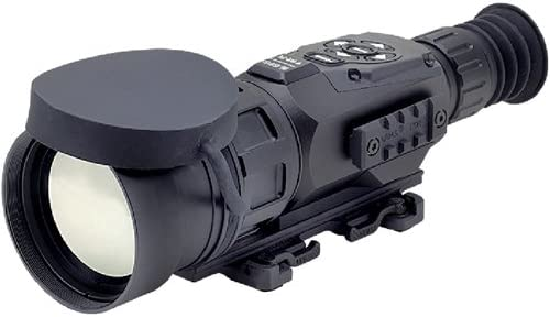 ATN ThOR-HD 640, 640x480, 19 mm, Thermal Rifle Scope w/ High Res Video, WiFi, GPS, Image Stabilization, Range Finder, Ballistic Calculator and IOS and...