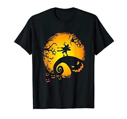 Wrestling Halloween Gift For Wrestler T-Shirt