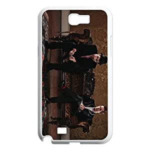 Chase And Status Samsung Galaxy N2 7100 Cell Phone Case White jrik