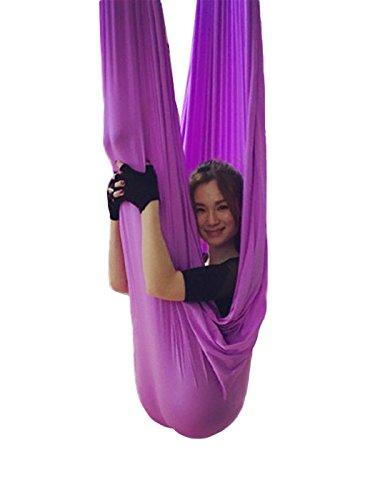S de BESTAR Aerial Yoga Hammock Juego anti de gravedad Yoga ...