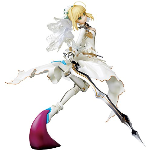Medicom-FateExtra-CCC-Saber-Bride-Perfect-Posing-Products-PVC-Figure-Statue