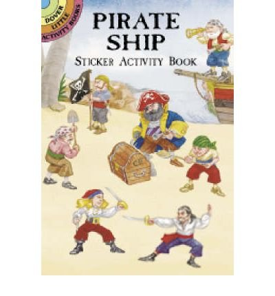 (PIRATE SHIP STICKER ACTIVITY BOOK [WITH STICKERS]) BY Petruccio, Steven James(Author)Paperback on (09 , 2000)