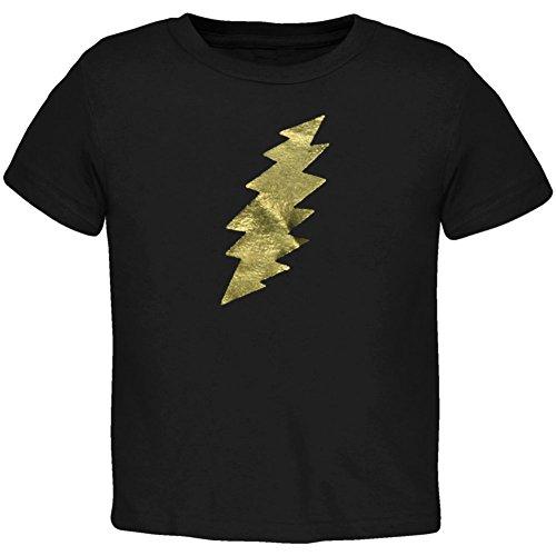 (Grateful Dead - Black Bolt Toddler T-Shirt - 5T)