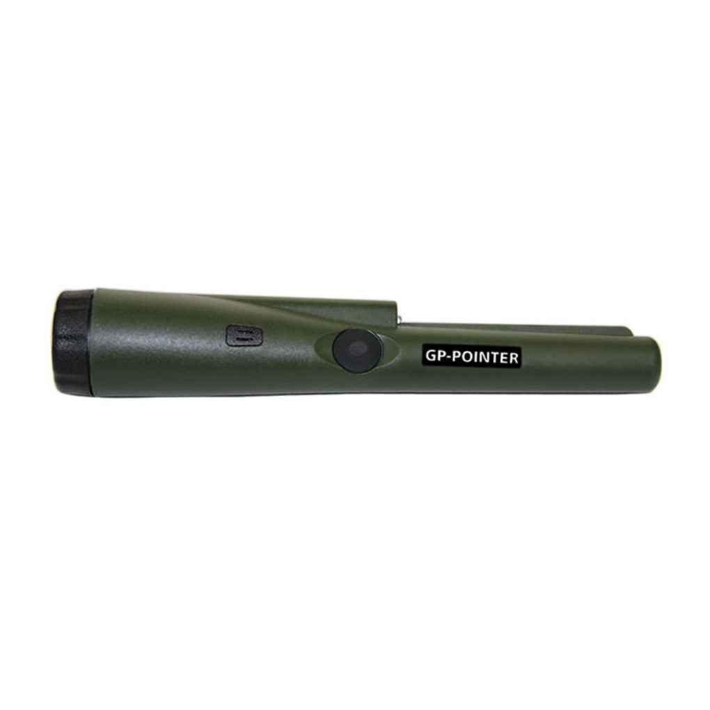 Onepeak Dé tecteur de mé taux sensible GP-pointeur tenu dans la main localisant mé tal Finder Waterproof Gold Hunter avec dé tection de zone 360