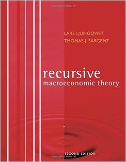 Sargent Macroeconomic Theory Pdf