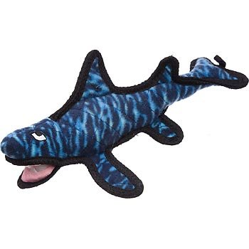VIP Products Tuffy's Shark Dog Toy