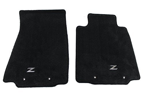 Genuine Nissan Accessories 999E2-ZV002 Premium Carpeted Floor Mat by Nissan