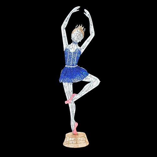 Outdoor Lighted Ballerina - 2
