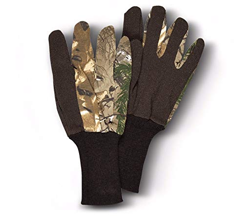 Jersey Unlined Gloves - 6