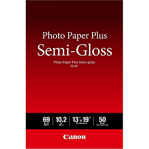 Plus Semi Gloss 50 Sheets - CNM1686B064 - Canon Photo Paper Plus Semi-Gloss