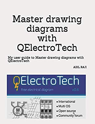 Master drawing diagrams with QElectroTech: My user guide to ... on state diagram, data flow diagram, venn diagram, organizational chart, information graphics, sankey diagram, system context diagram, control flow diagram, unified modeling language, mind map, concept map, computer network diagram, technical drawing, circuit diagram, engineering drawing,